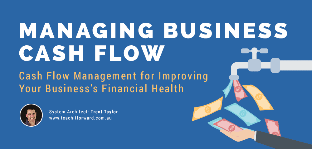 managing business cash flow