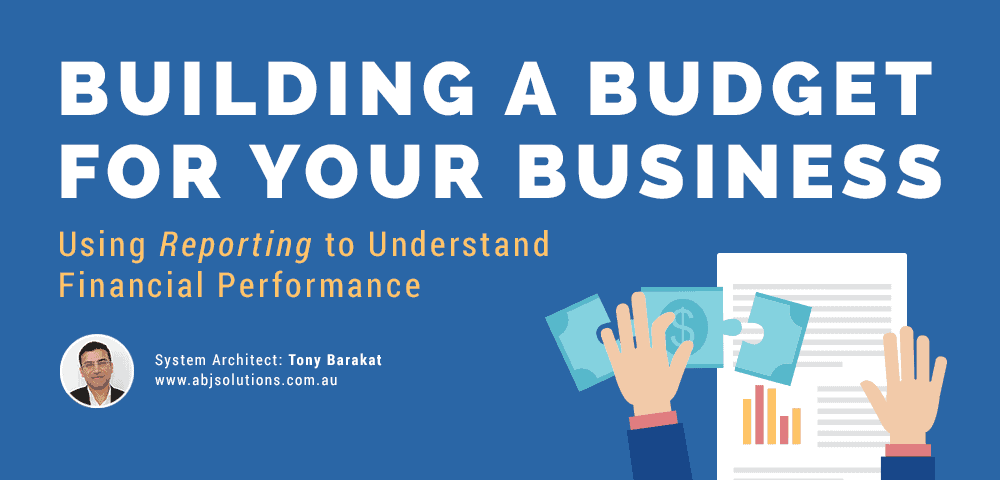 building a budget for your business