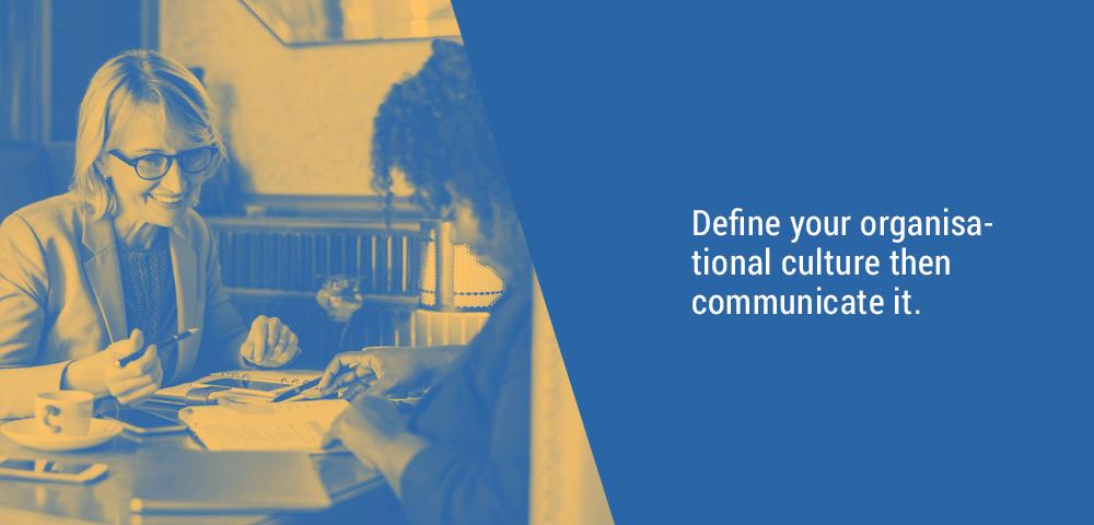 define organizational culture