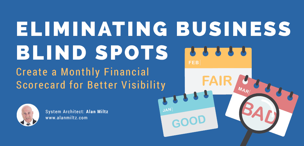 eliminating business blind spots