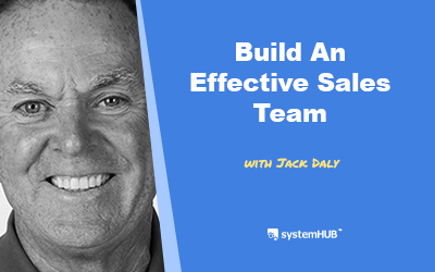 EP 07: Creating a Sales Playbook with Jack Daly