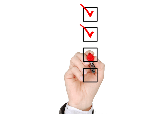 business systems checklist