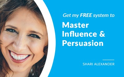 EP 56: The System For Influence & Persuasion with Shari Alexander