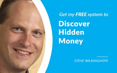 EP 54: The System To Discover Hidden Money with Steve Wilkinghoff