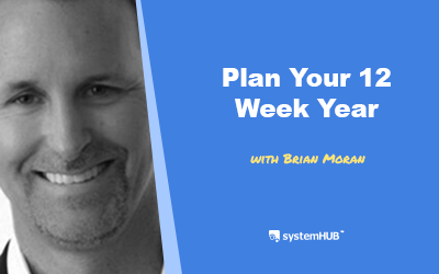 EP 69: The 12 Week Year Management System with Brian Moran