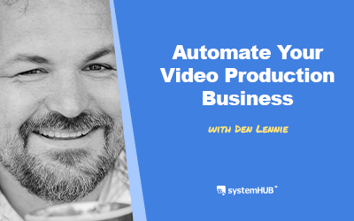 EP 79: The Video Production Operating System with Den Lennie