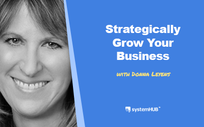EP 71: The Pumpkin Plan System – 3 Steps To Grow Your Business with Donna Leyens