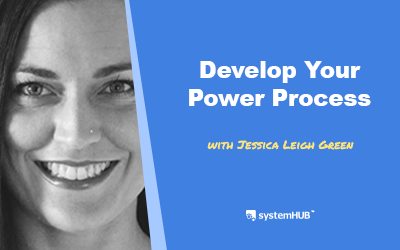 EP 81: The Power Process with Jessica Leigh