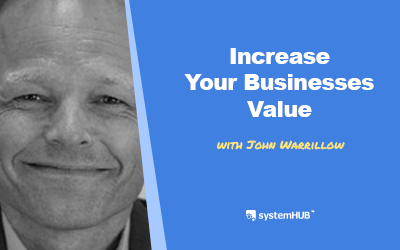 EP 95: The Value Builder System™ with John Warrillow