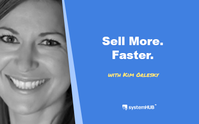 EP 68: The Premium Solution Sales Process for Getting the Premium Price with Kim Orlesky