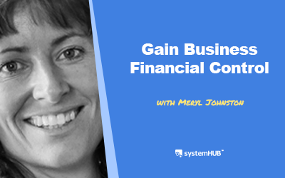 EP 80: The 4-Step Business Financial Control System with Meryl Johnston