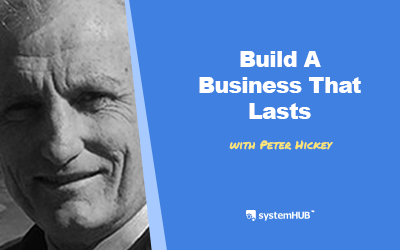 EP 94: 9 Steps To Build Your Business with Peter Hickey
