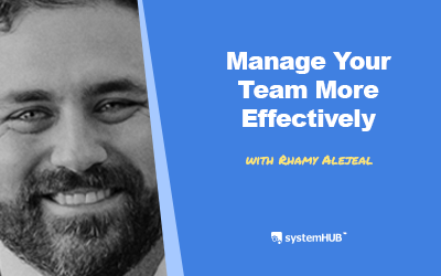 EP 93: People Processes to Scale your Organization with Rhamy Alejeal