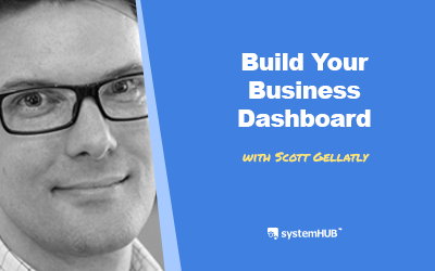EP 83: The 'Laser Focus' Dashboard System with Scott Gellatly