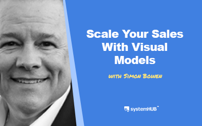 EP 65: Scaling Your Sales System With Million Dollar Visual Models with Simon Bowen