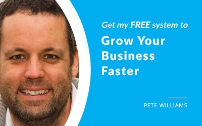 EP 63: The 7 Levers Business Scaling System with Pete Williams